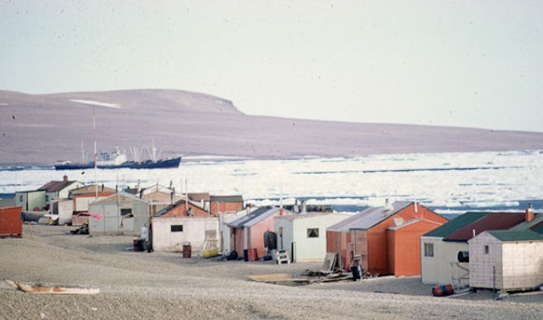 Resolute Bay 1968